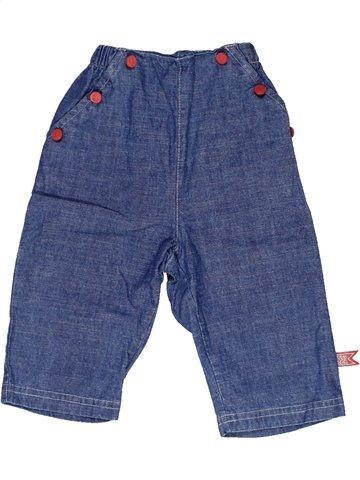 Tejano-Vaquero niña PREMAMAN azul 12 meses invierno #1029262_1