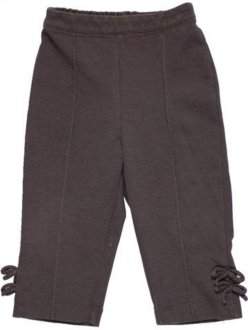Pantalon fille LILI GAUFRETTE violet 2 ans hiver #1042961_1