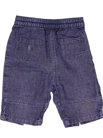 Pantalon fille OKAIDI violet 12 mois été #1057546_1