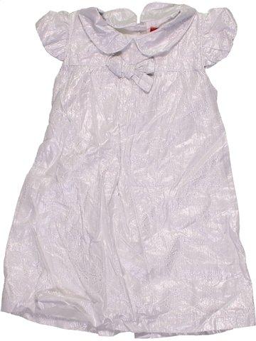Robe fille TISSAIA blanc 2 ans été #1097152_1