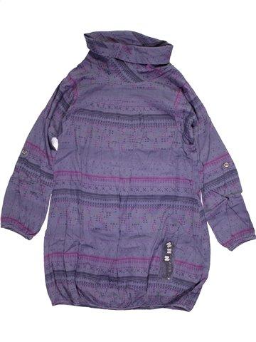 Robe fille CHIPIE bleu 10 ans hiver #1103038_1