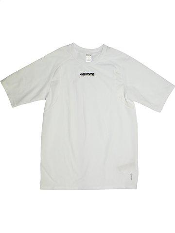 Sportswear unisexe KIPSTA blanc 12 ans été #1108578_1