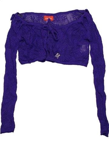 Chaleco niña MARÈSE violeta 5 años invierno #1115385_1