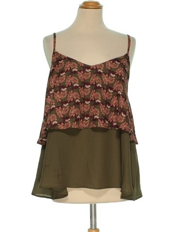 Camiseta sin mangas mujer GEMO 36 (S - T1) verano #1136950_1