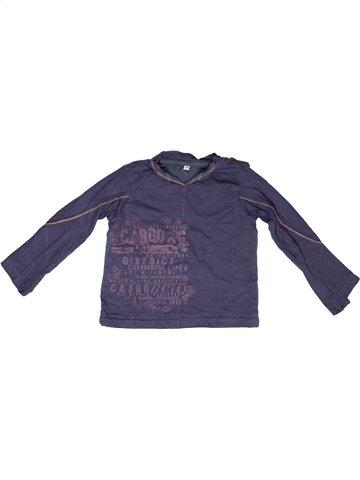 Camiseta de manga larga niña CAPTAIN TORTUE violeta 4 años invierno #1156827_1