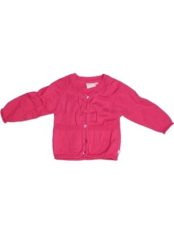 Gilet fille NOUKIE'S rose 2 ans hiver #1158255_1