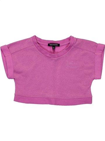 Sudadera niña TOUT COMPTE FAIT violeta 6 años invierno #1158862_1