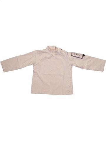 Camiseta de manga larga niño MARÈSE beige 2 años invierno #1160846_1