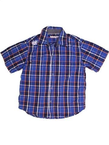 Camisa de manga corta niño TIMBERLAND azul 8 años verano #1166158_1