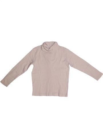 T-shirt col roulé garçon KIABI gris 6 ans hiver #1168063_1