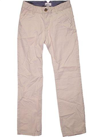 Pantalon garçon CHEVIGNON rose 10 ans été #1171764_1