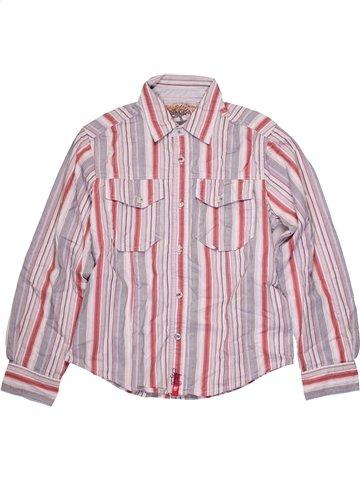 Camisa de manga larga niño TIMBERLAND gris 10 años invierno #1171946_1