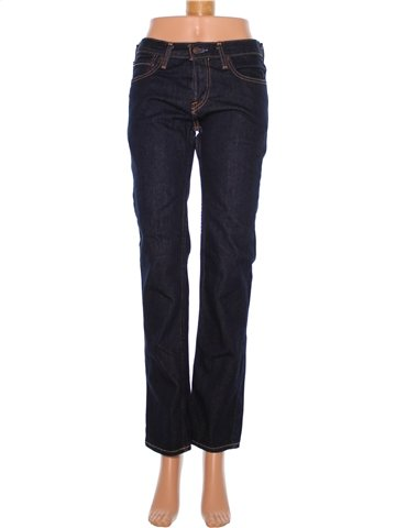 Jean femme ABERCROMBIE & FITCH XS hiver #1184352_1