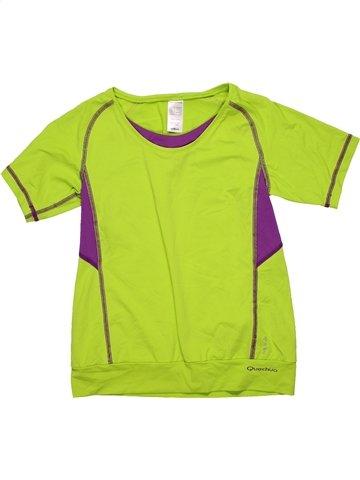 Sportswear fille QUECHUA vert 12 ans été #1184579_1