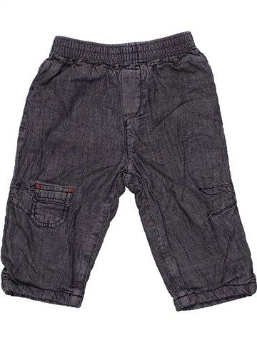Pantalon garçon CATIMINI gris 9 mois hiver #1185725_1