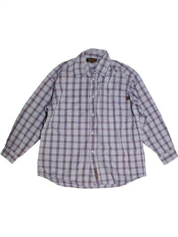 Camisa de manga larga niño TIMBERLAND gris 10 años invierno #1188708_1