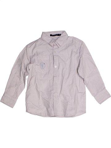 Camisa de manga larga niño TOUT COMPTE FAIT blanco 6 años invierno #1188816_1