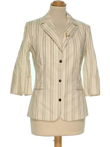Veste de tailleur, Blazer femme CAROLL 36 (S - T1) été #1194483_1