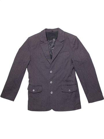 Veste garçon LH BY LA HALLE violet 12 ans hiver #1194797_1