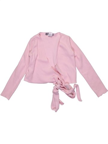 Sportswear fille DOMYOS rose 4 ans hiver #1195215_1