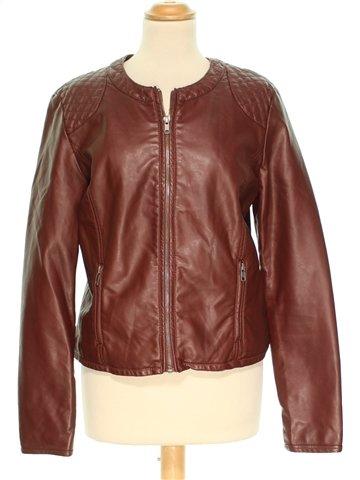 Vestes cuir simili femme ELDYS 40 (M - T2) hiver #1196440_1
