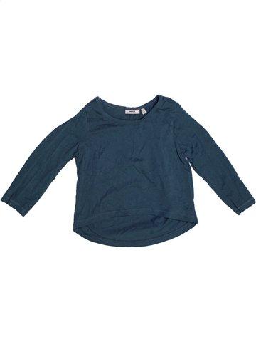 Camiseta de manga larga niña MEXX azul 2 años invierno #1196612_1
