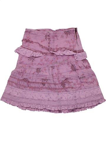 Falda niña DDP violeta 6 años verano #1198399_1