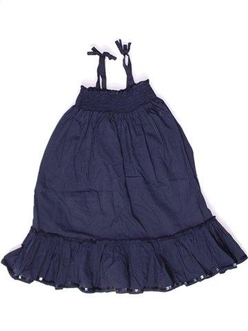 Robe fille CFK bleu 3 ans été #1205457_1