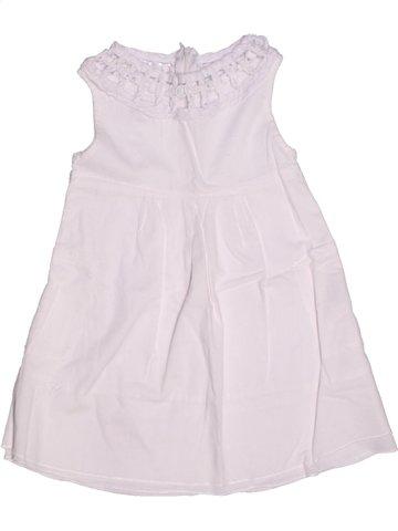 Vestido niña LA COMPAGNIE DES PETITS blanco 2 años verano #1210628_1