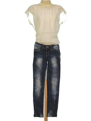 Jean femme R DISPLAY 34 (S - T1) hiver #1211411_1