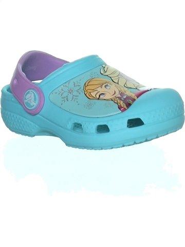 Sandalias niña CROCS azul 23 verano #1213411_1
