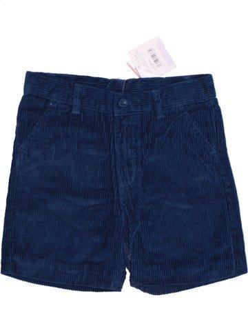 Short-Bermudas niña GOCCO azul 6 años invierno  1214690 1 a89290634d1