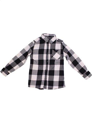 Chemise manches longues garçon LIBERTO gris 6 ans hiver #1214897_1