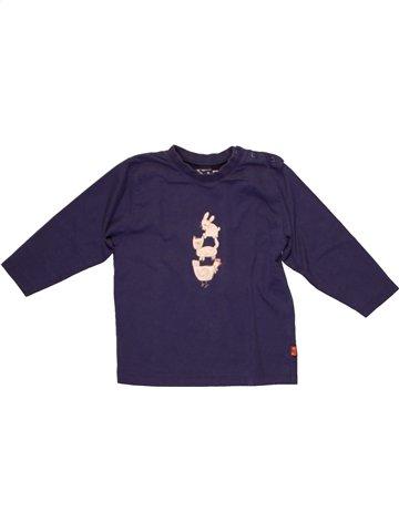 Camiseta de manga larga niño JEAN BOURGET azul 3 años invierno #1215589_1