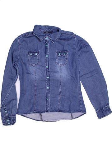 Camisa de manga larga niño MEXX azul 10 años invierno #1215688_1