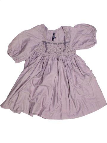 Vestido niña LILI GAUFRETTE rosa 6 años invierno #1216770_1