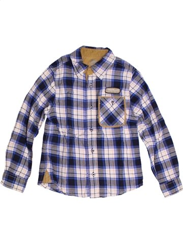 Camisa de manga larga niño TIMBERLAND gris 8 años invierno #1216839_1