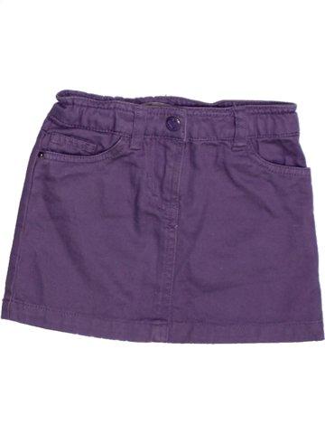 Falda niña LISA ROSE violeta 3 años verano #1221537_1