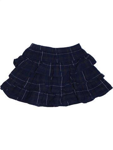 Falda niña MONOPRIX negro 5 años verano #1223289_1