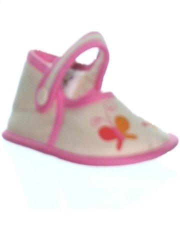 Chaussures bébé fille DDP beige 3 mois été #1226608_1