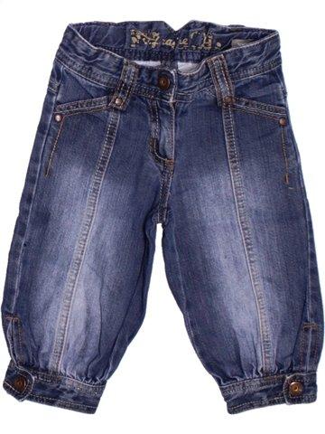 Pantalon fille VYNIL FRAISE bleu 2 ans hiver #1227949_1