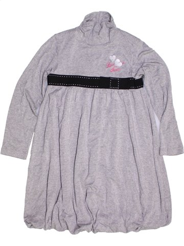 Robe fille CHICCO gris 7 ans hiver #1229635_1