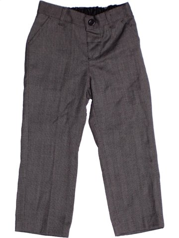 Pantalon garçon MONSOON marron 2 ans hiver #1230832_1