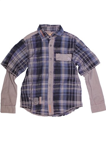 Camisa de manga larga niño TIMBERLAND violeta 10 años invierno #1234846_1