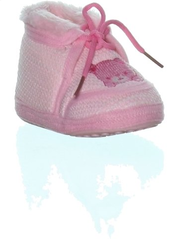 Chaussons fille HAPP PUPPY rose 20 hiver #1237448_1