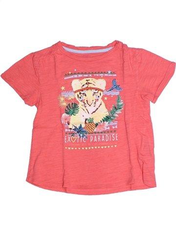 Camiseta de manga corta niña LA COMPAGNIE DES PETITS rosa 6 años verano #1238291_1
