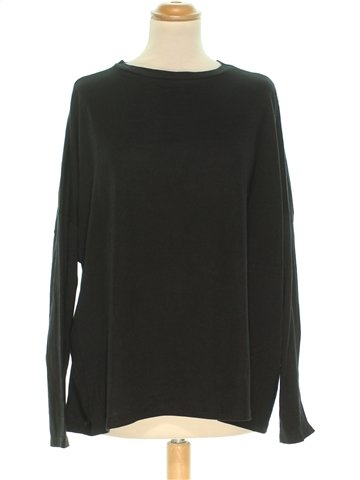 Top manches longues femme PULL&BEAR M hiver #1238914_1