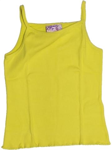 Camiseta sin mangas niña DPAM verde 4 años verano #1239661_1