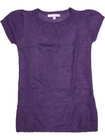 Vestido niña LISA ROSE violeta 8 años invierno #1240194_1