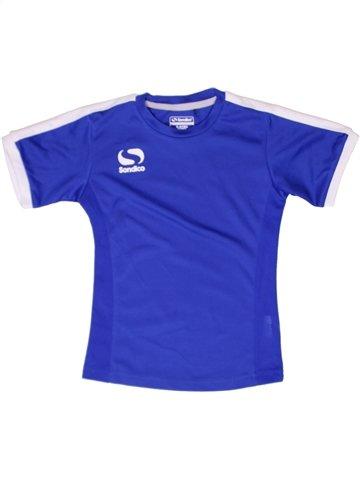 Maillot de sport garçon SONDICO bleu 4 ans été #1242845_1